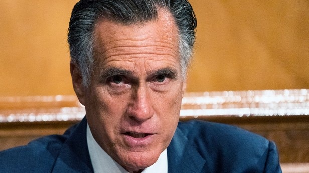 Romney says Trump likely Republican nominee if he runs in 2024