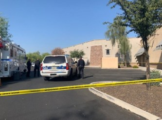 Body of newborn baby boy found behind Arizona strip mall, police turn to public for help