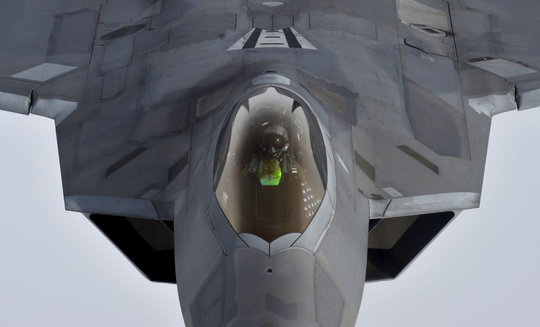 6th-gen stealth fighter likely to include lasers, AI and drone control