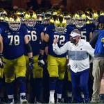 Notre Dame has top 2022 Rivals recruiting class, for now 💥💥