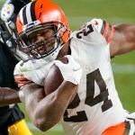 Browns RB Nick Chubb launches 'Chubb Cereal' to help children's cause 💥💥