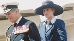 Prince Philip supported Princess Diana during her difficult marriage to Prince Charles, says the author