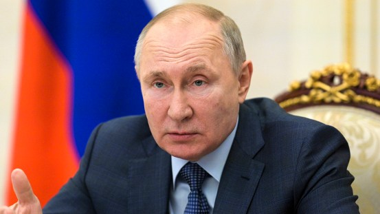 Putin so upset by comments from Biden's killer that he moved 28,000 Russian soldiers to the Ukrainian border, report
