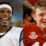 ESPN analyst goes off on Cam Newton for 'body shaming' rookie QB 💥💥