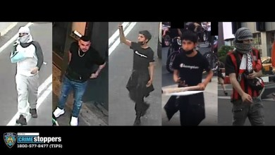 NYPD releases photos of suspects in beating of Jewish man in Times Square