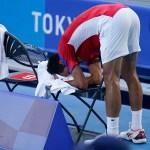 Novak Djokovic leaves Olympics empty-handed after bronze medal match meltdown 💥💥