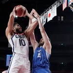 To the quarters: USA routs Czech Republic, 119-84 in Tokyo 💥💥