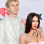 Megan Fox, Machine Gun Kelly describe relationship as 'ecstasy and agony' as they pose for head-turning shoot 💥👩💥