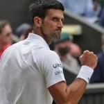 Novak Djokovic picks up historic Wimbledon victory over Matteo Berrettini 💥💥