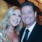 'Real Housewives' star Vicki Gunvalson shares why her fiancé Steve Lodge should be governor of California 💥👩💥