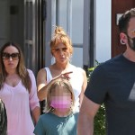Jennifer Lopez, Ben Affleck spotted with kids during Los Angeles lunch outing 💥💥