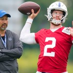 Colts' QB Carson Wentz out 5-12 weeks with broken foot 💥💥