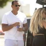 Alex Rodriguez spotted getting off private jet with friend Melanie Collins amid lavish birthday celebration 💥👩💥