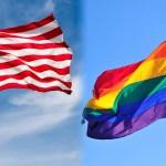 California teacher boasts not having American flag, tells students to pledge allegiance to gay pride flag 💥👩👩💥