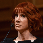 Kathy Griffin's voice sounds different in first video following lung cancer surgery 💥👩💥