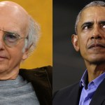 Larry David says he was 'relieved' to be uninvited from Barack Obama's controversial 60th birthday party 💥👩💥