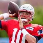 Patriots' Mac Jones praises Cam Newton's mentorship in midst of transition to NFL 💥💥