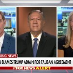 Pompeo pushes back on Biden blaming Trump for Afghanistan withdrawal: We 'maintained deterrence' 💥💥