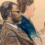 Scenes from Week 3 of R. Kelly's sex-trafficking trial 💥👩💥