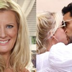 Cuomo's ex Sandra Lee enjoys steamy makeout session with boyfriend during Frech getaway 💥👩💥