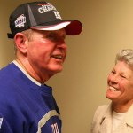 Tom Coughlin reveals wife Judy diagnosed with 'uncommon brain disorder' in gut-wrenching essay 💥💥