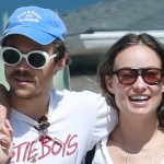 Harry Styles, Olivia Wilde all smiles during trendy LA outing after PDA-filled Italian getaway 💥👩💥