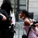 Black Lives Matter protesters arrested outside Met Gala, where AOC schmoozes inside 💥💥