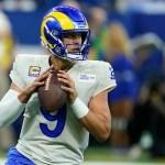Top 5 quarterback performances of Week 3: Matthew Stafford leads Rams over Tom Brady, Buccaneers 💥💥