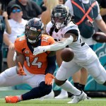 Sutton's career day helps Broncos beat woeful Jaguars 23-13 💥💥