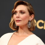Elizabeth Olsen hits Emmys red carpet in dress designed by sisters Mary-Kate and Ashley Olsen 💥💥