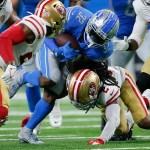 49ers fear CB Jason Verrett has a torn ACL 💥💥