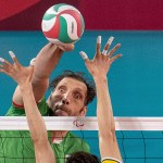 Iran's 8-foot sitting volleyball star Morteza Mehrzad leads team to Paralympic semifinals 💥👩👩💥