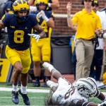 Michigan routs W. Michigan 47-14, loses WR Bell to an injury 💥💥
