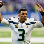 Russell Wilson floats 'crazy' overtime idea during Raiders-Ravens game💥👩💥💥👩💥