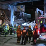 Philadelphia building collapse leaves at least 2 injured: report 💥💥