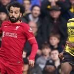 Salah scores another wonder goal as Man United slumps in EPL 💥👩👩💥