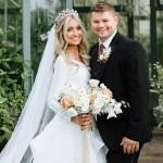 'Bringing Up Bates' star Nathan Bates marries Esther Keyes in lavish wedding ceremony 💥👩💥