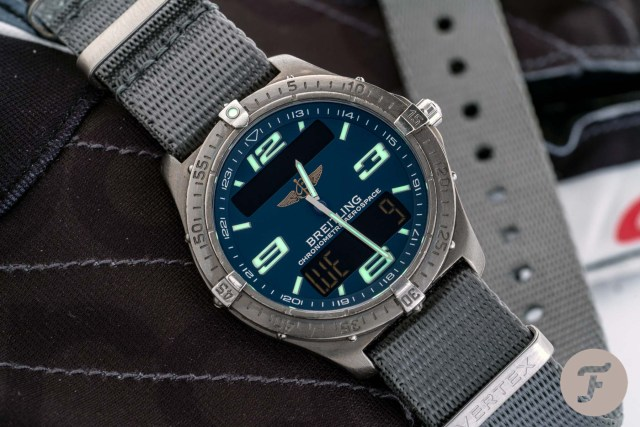 Breitling Aerospace - 7 watches