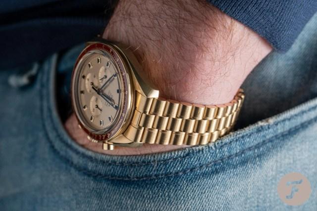 Omega Speedmaster Nixon Bracelet