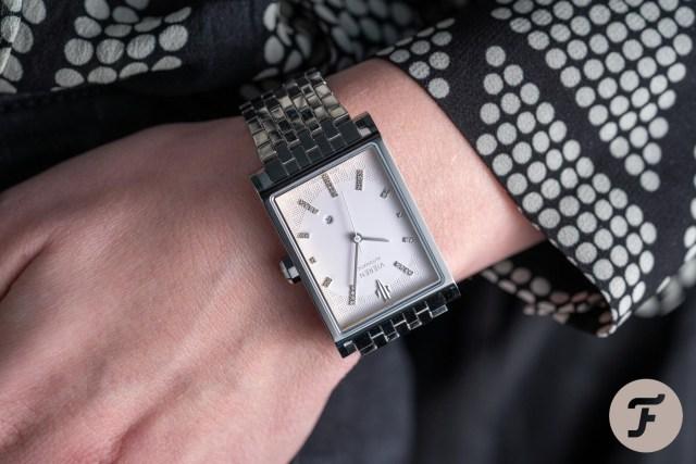 hands-on Vieren OG Automatic White Diamond