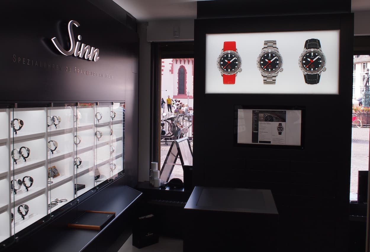 Outdoor Geschäft Frankfurt The New Sinn Boutique In Frankfurt Is Open!