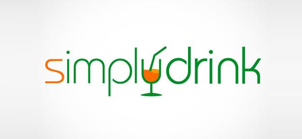 Drinks Logo Vector