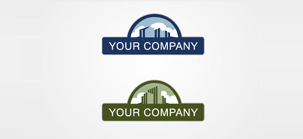 Free Business Logo Design 01