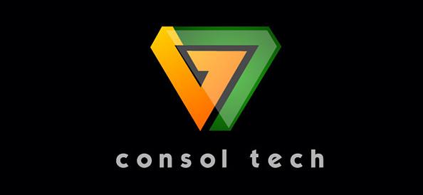 High Tech Logo Template