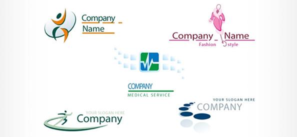 5 Free PSD Logo Design Templates