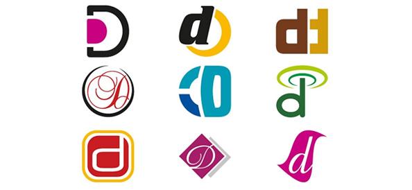 9 Letter Logo Design Templates