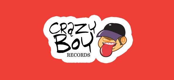 Crazy Boy Vector Logo Design