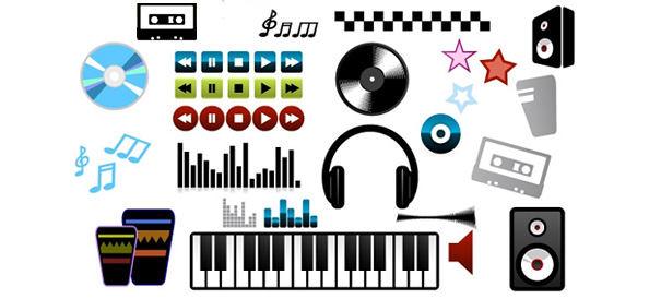 Free Music Logo Vector Designs