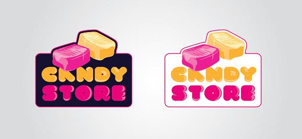 Pastry Shop Vector Logo