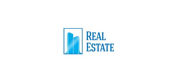 Logo Design Template for Real Estate Companies